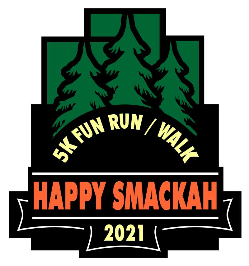 Happy Smackah Virtual 5k 2021